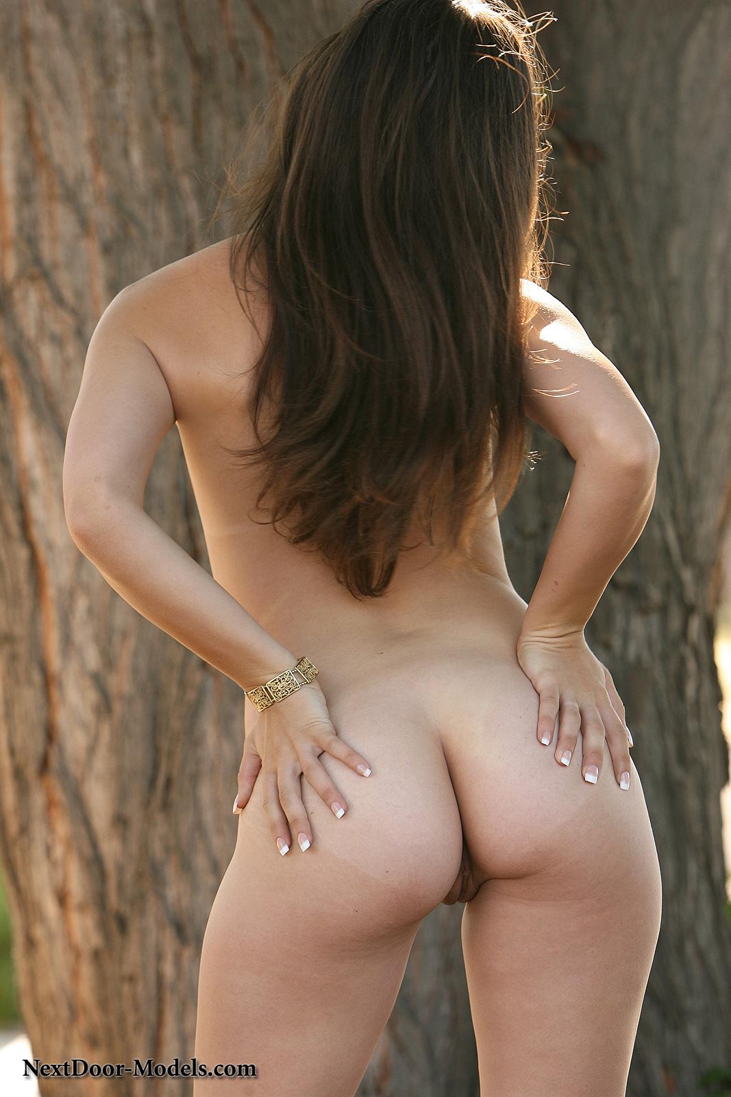 Abby Brooks Orange Bikini