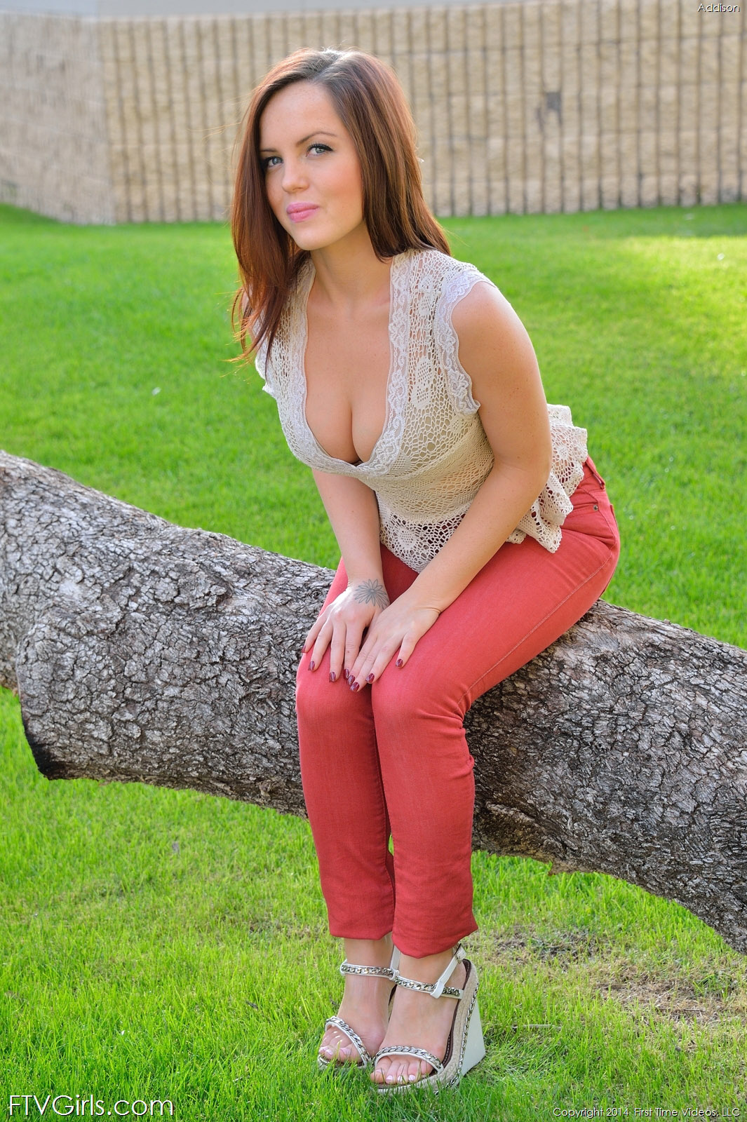 Natural beautiful addison gorgeous tits new ftvgirls apologise, but, opinion