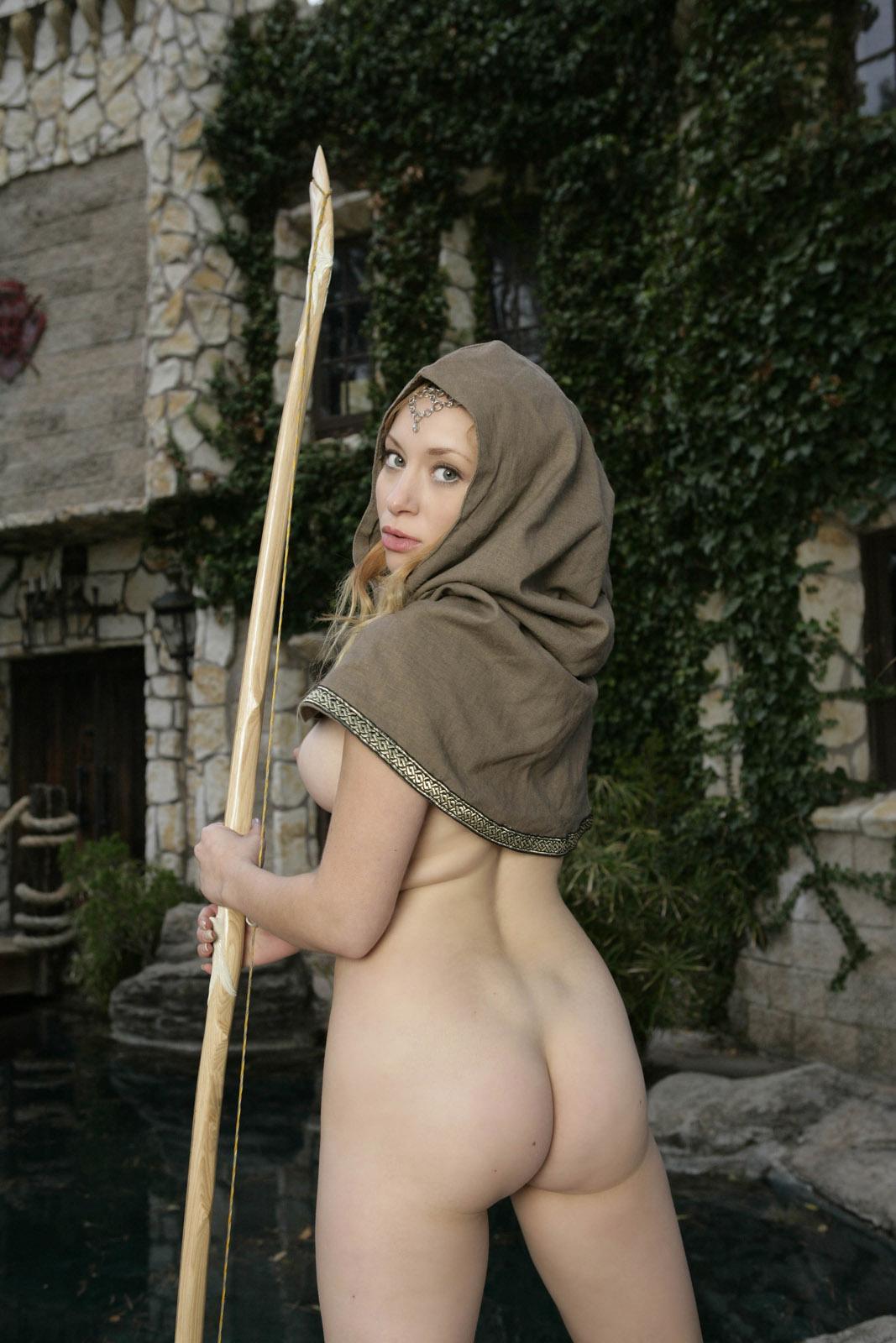 nude girl game characters