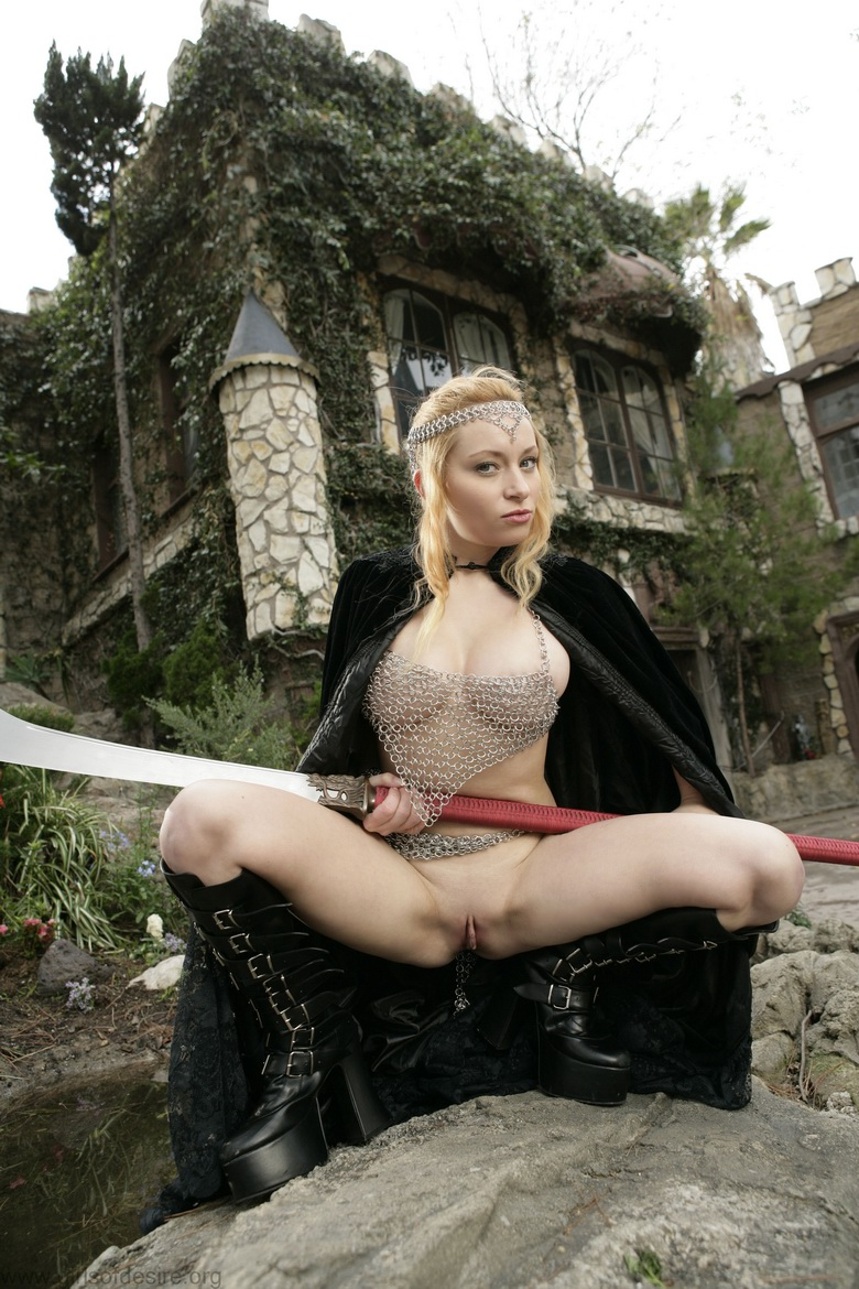 Lady warrior porn sexy scenes