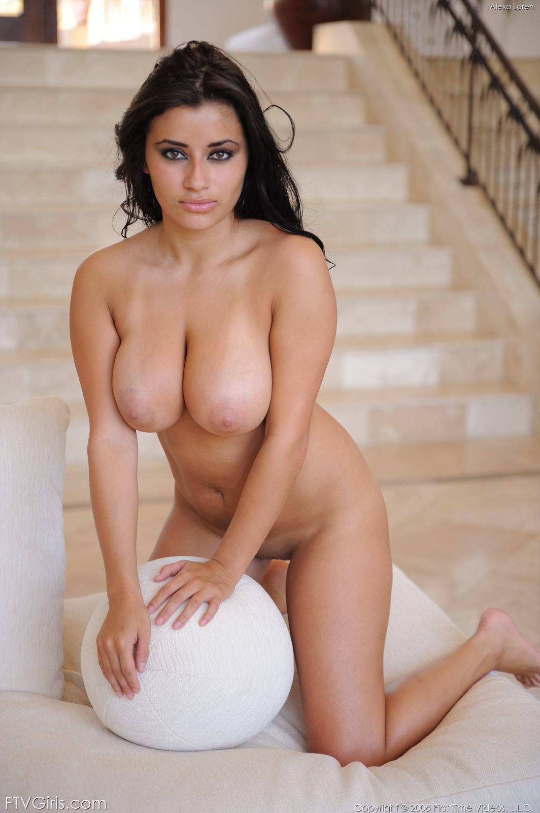 Alexa loren nude hot full, amateur tribbing video