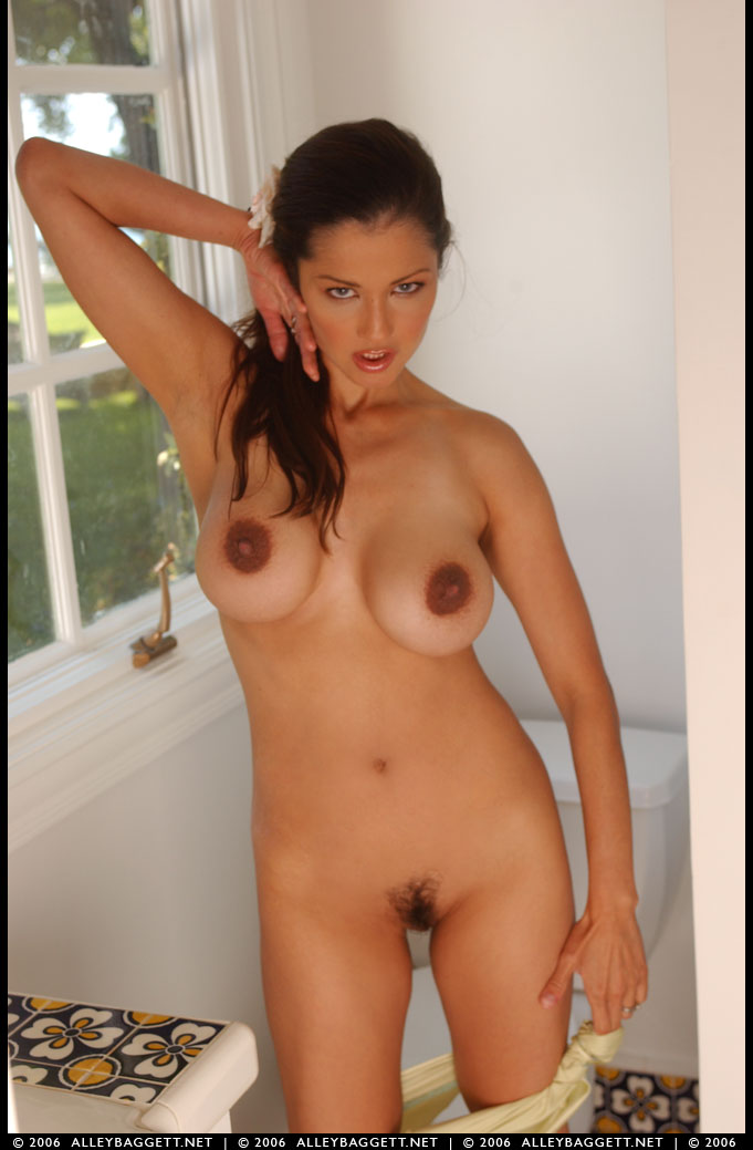 Alley baggett naked pic