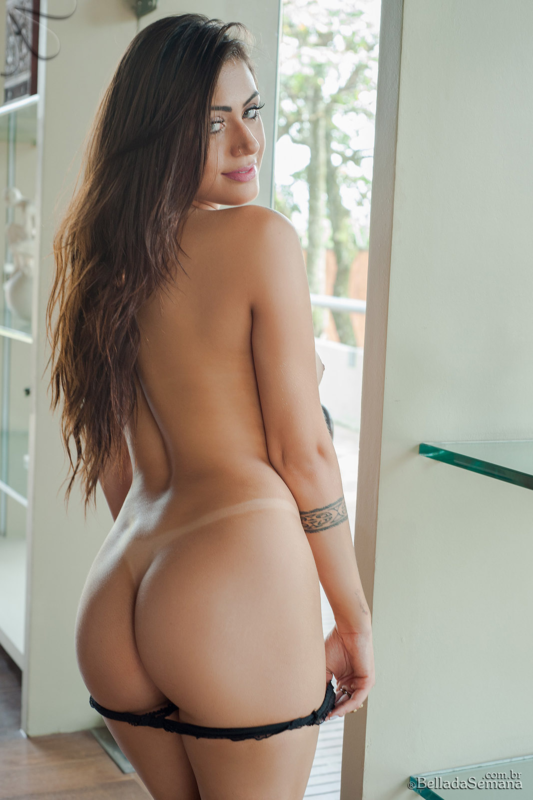 Erotic naked love making