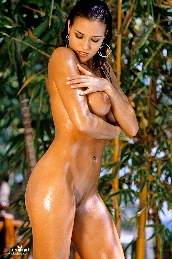 Naked hot black girls oiled