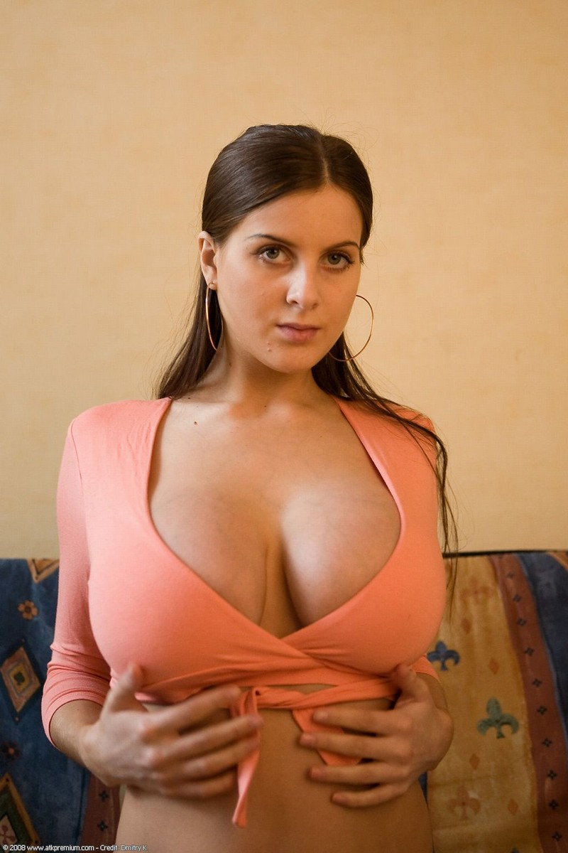 Anastasia atk big boobs can ask