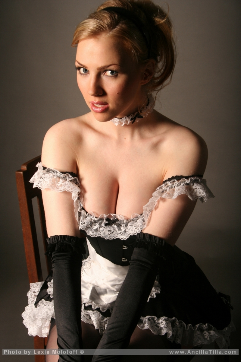 Ancilla Tilia Naked cherry nudes - ancilla tilia maid