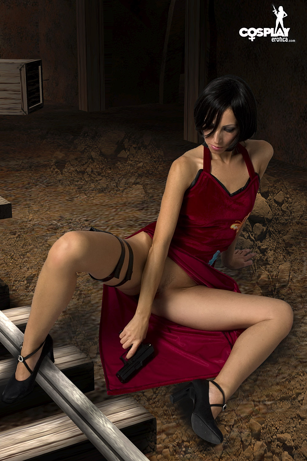 Ada wong pussy pictures hentia scene
