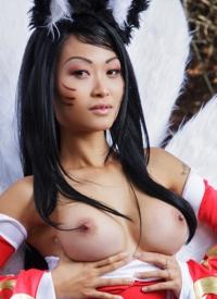 Nude anissa cosplay Anissa Kate