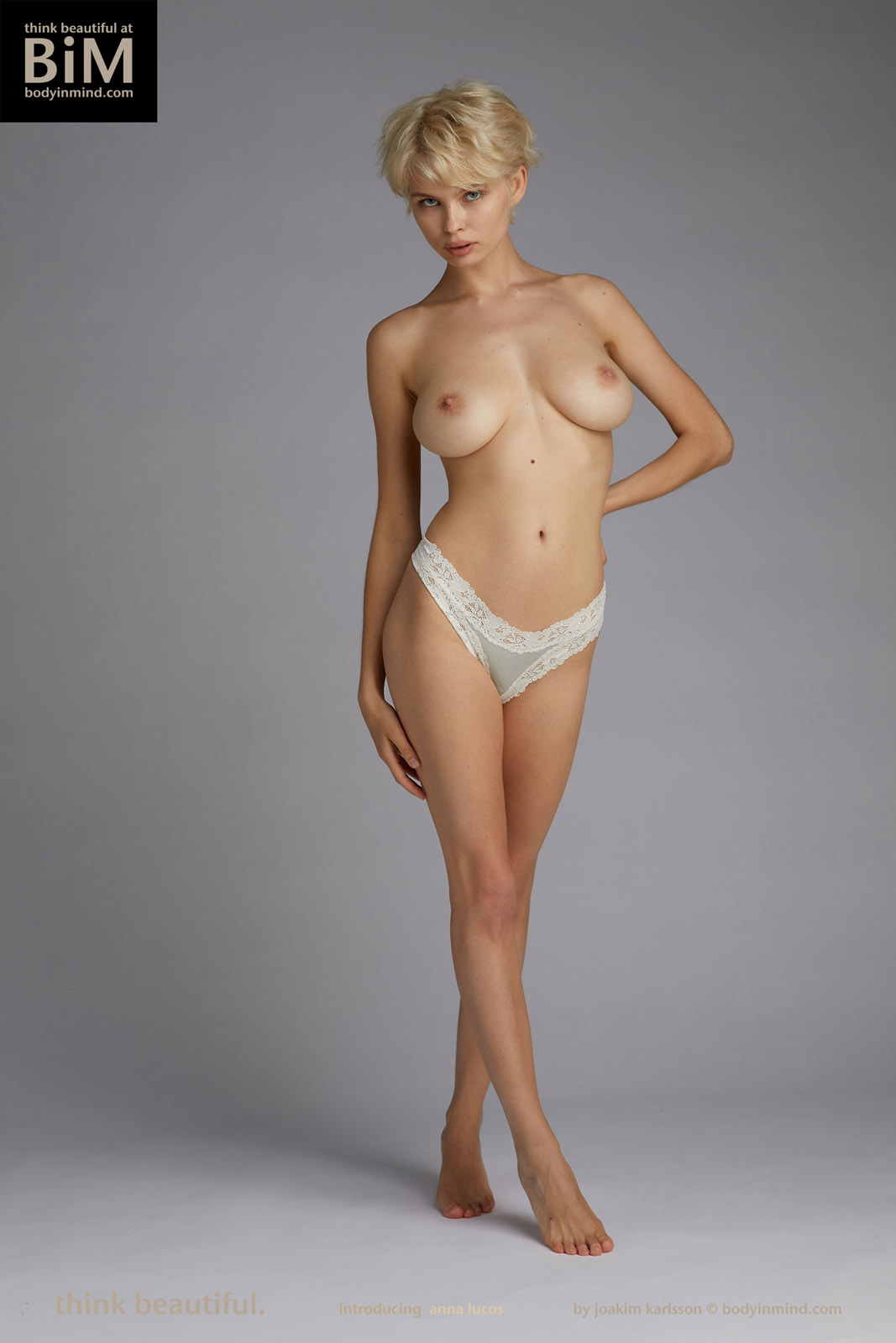 Anna Lucos Nude Body In Mind 6-1700