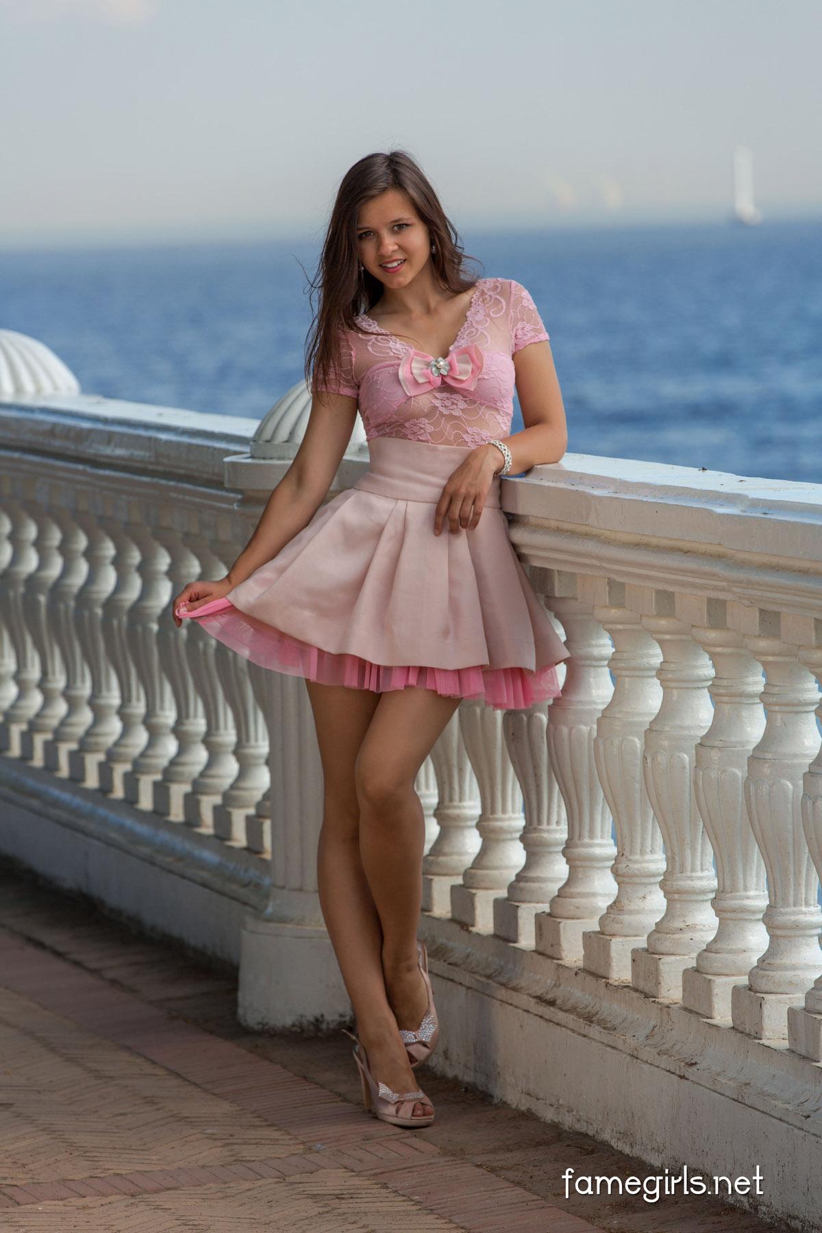 fame teen nude ... Audrey Naughty Princess Fairytale Fame Girl
