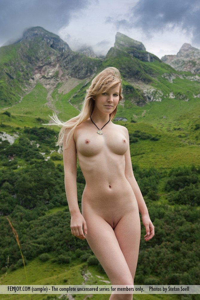 Chinese model met nude