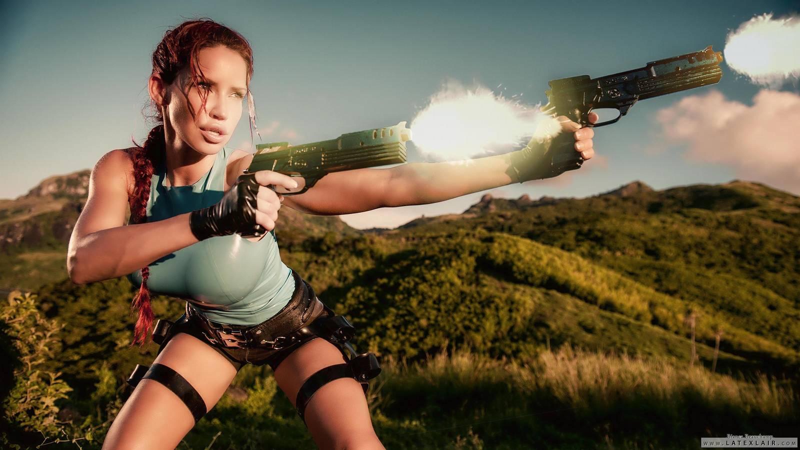 Bianca Beauchamp Tomb Raider · Bianca Beauchamp Tomb Raider ...