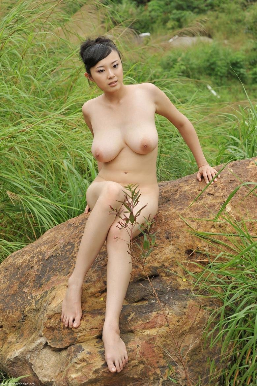 sex in nature nudes