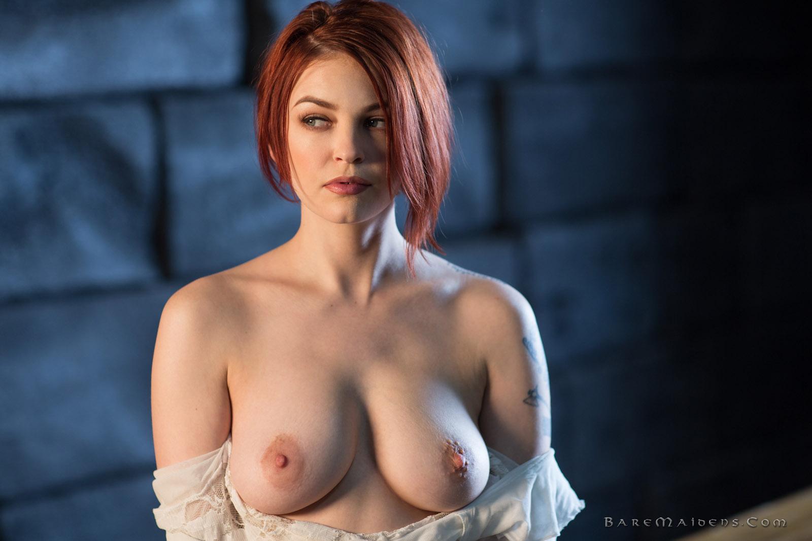 Shakti Bare Maidens Nude