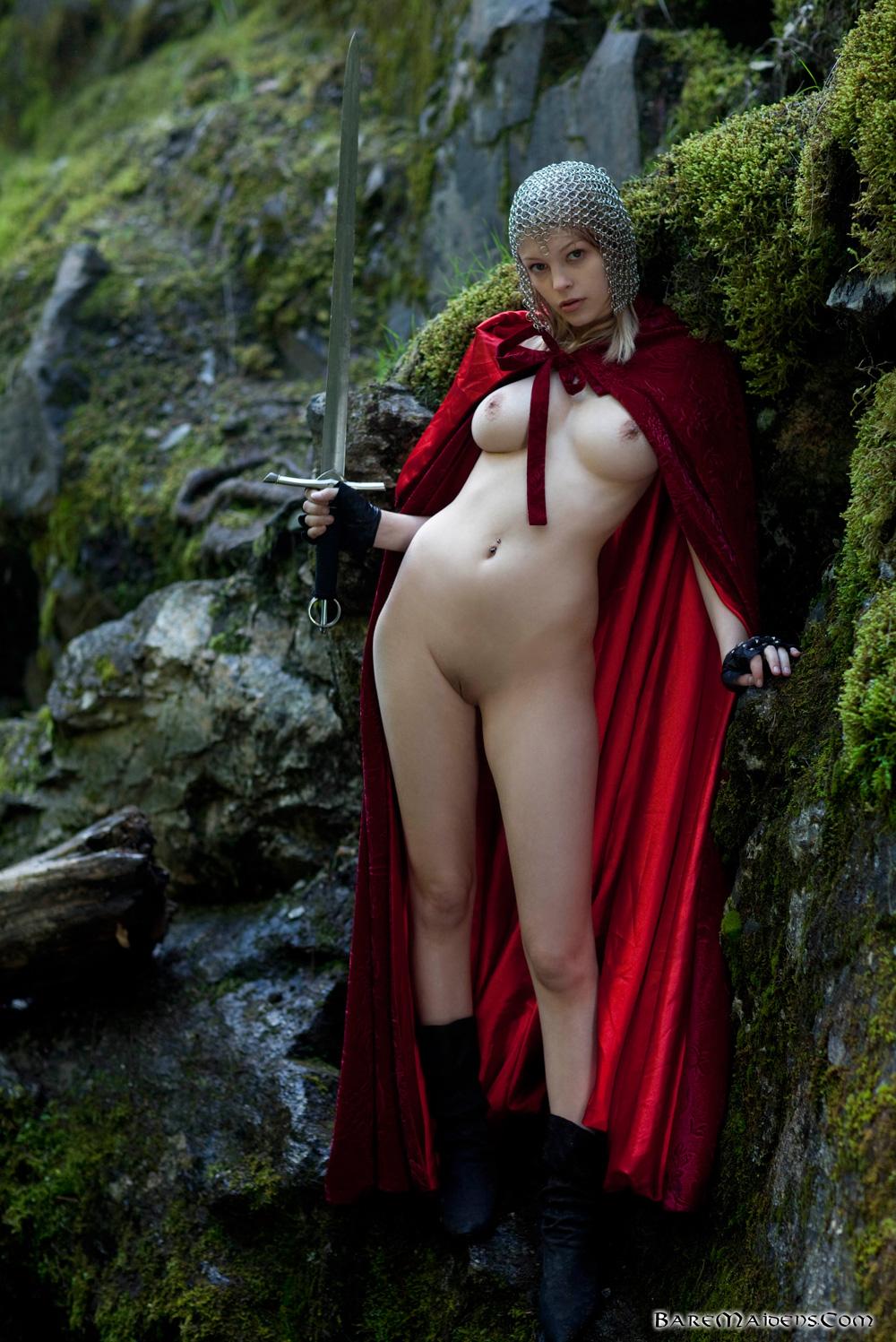Maidens bare brea nudes daniels