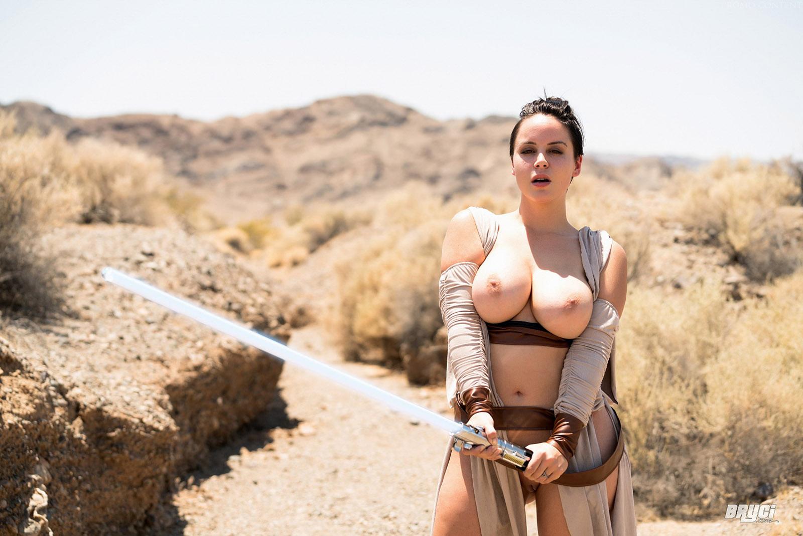 Bryci Seksi Star Wars Cosplay-9479