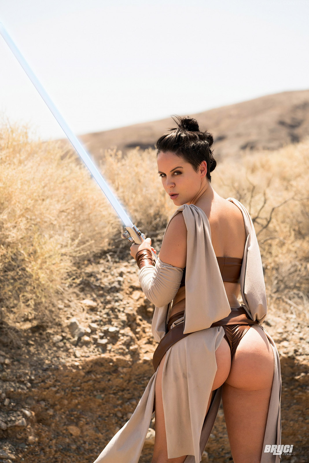 Sorry, that Star wars hot nude