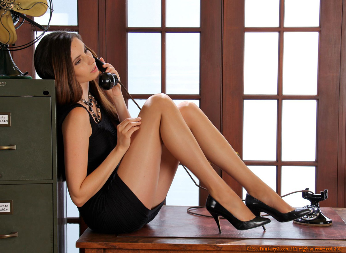 Click here to see more Brynn @ Office Fantasy: www.cherrynudes.com/brynn-cute-office-chick