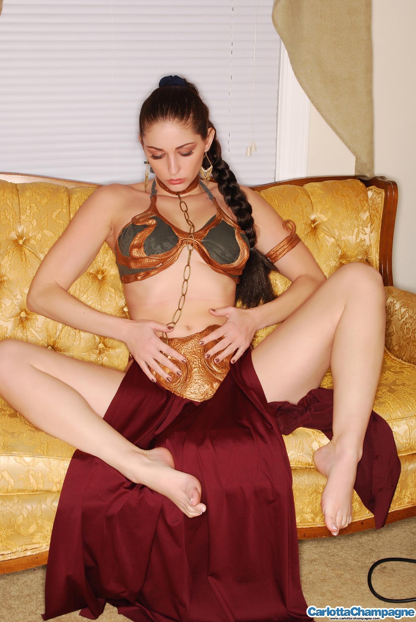 Sexy princess leia porn