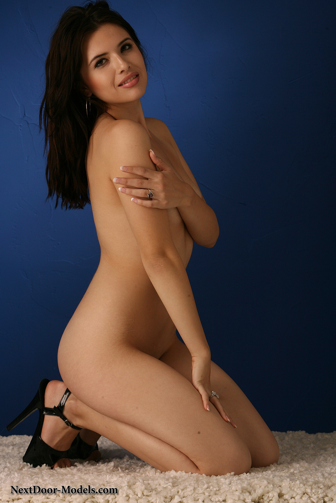 Cassandra Fishnet Bikini Next Door-7394