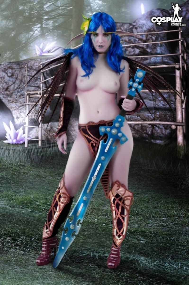 World of warcraft nude cosplay videos sexy galleries