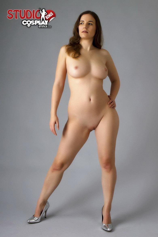 Cassie Exposed Studio Nudes Cosplay-9487
