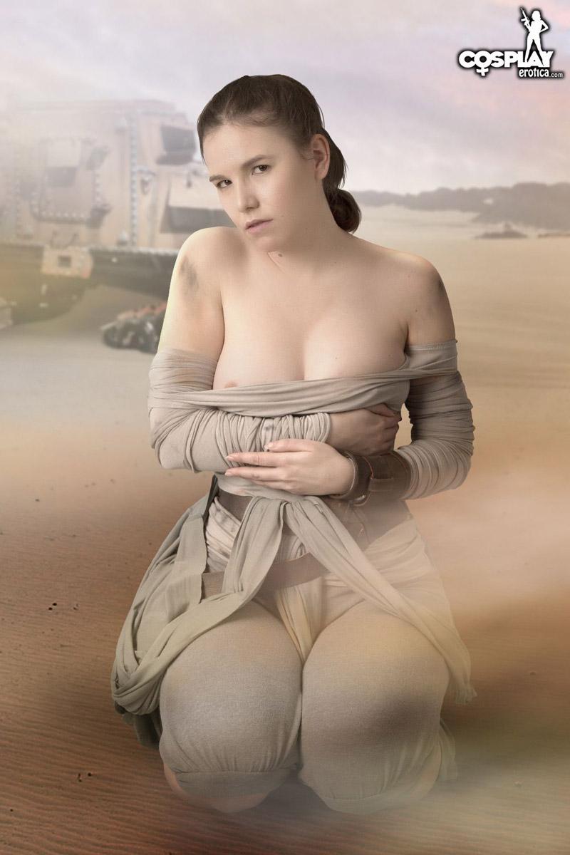 beauty nude Cosplay