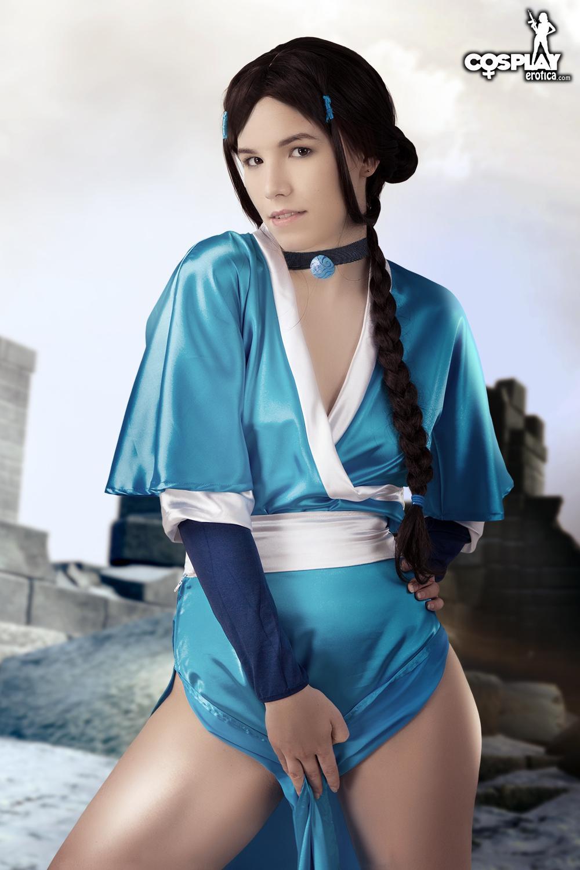 Topic katara naked girl