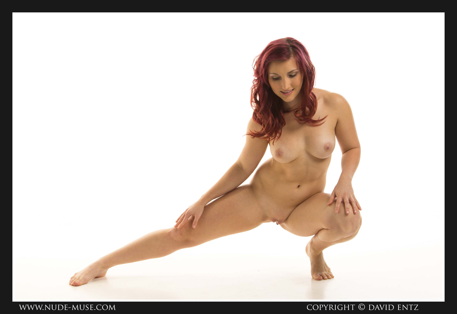 Celeste Exercise Nude Muse 3-2328
