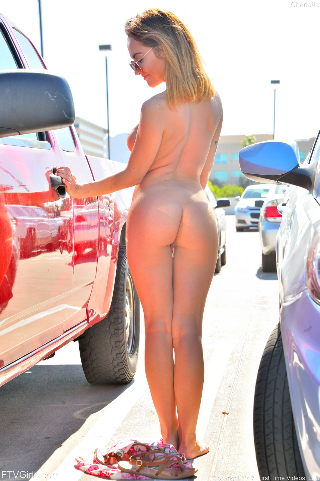 Charlotte FTV Girls Sporty Nudes