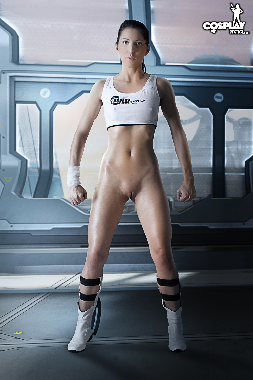Nude cosplay gallery