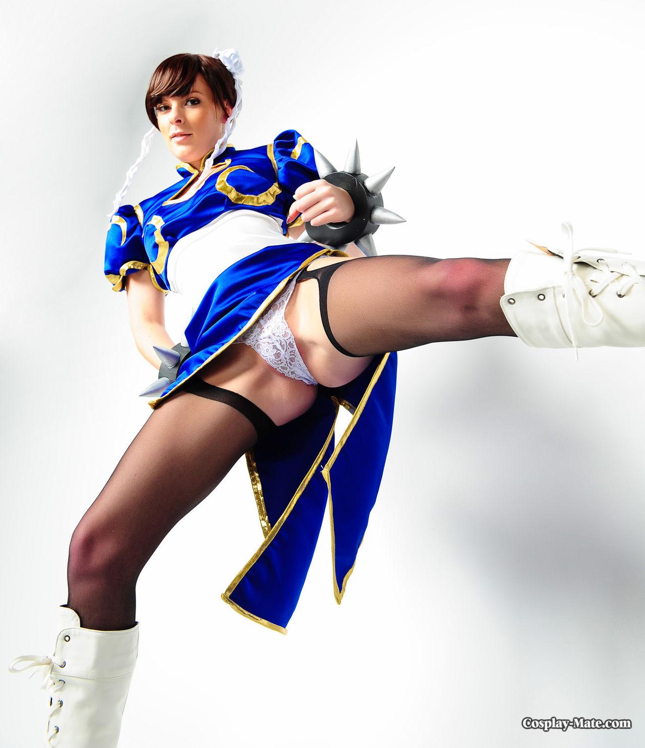 Street fighter chun li nude