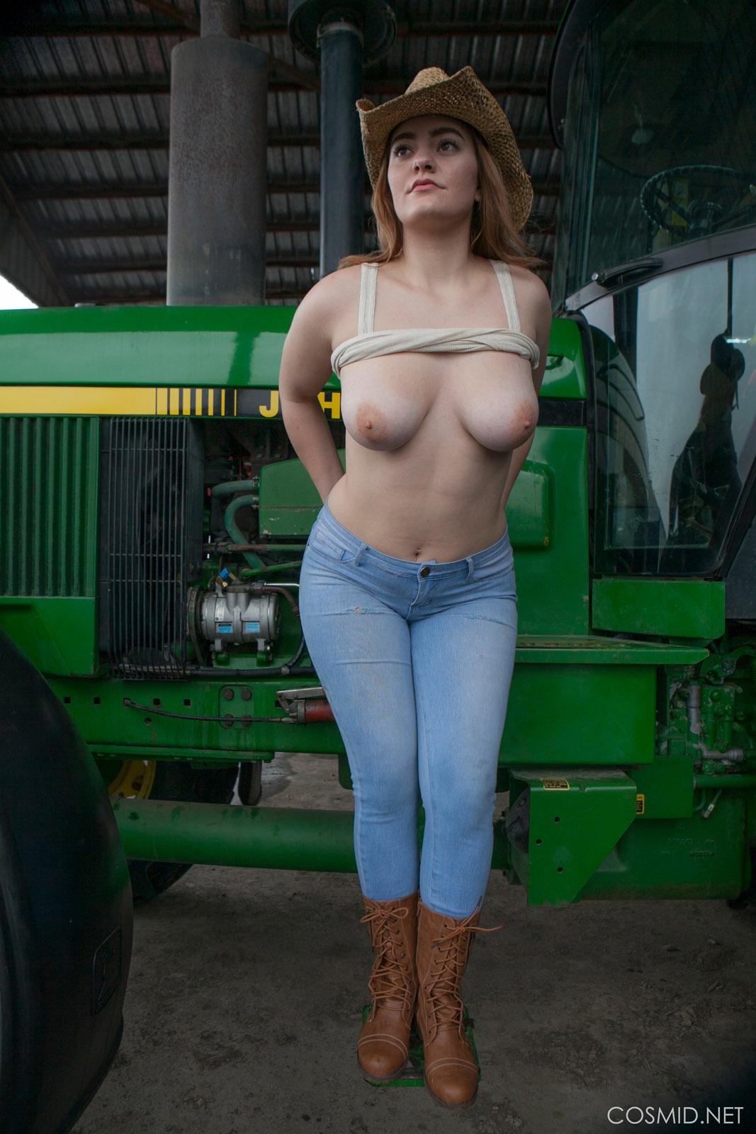 dallin thorn tractor girl cosmid