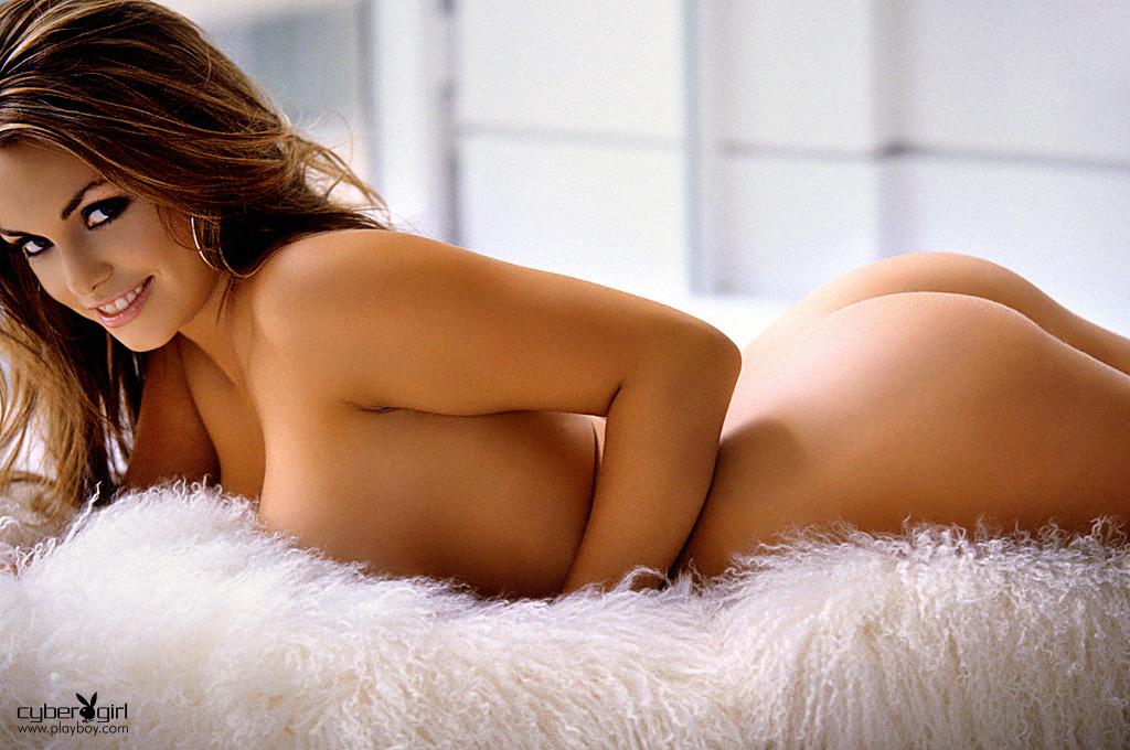 cyber danielle nude girl Playboy