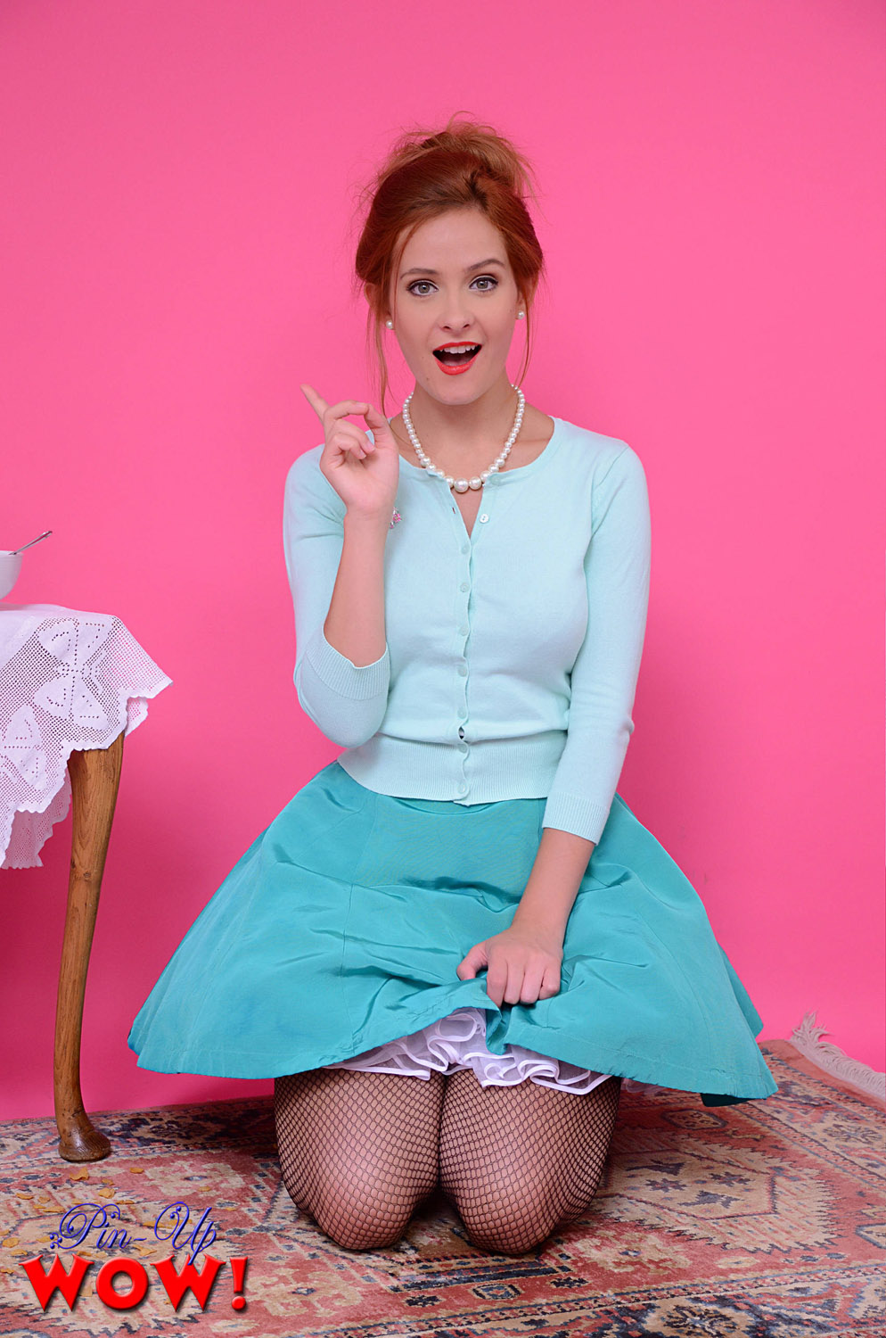Elle Richie At Your Service Pinupwow-3451