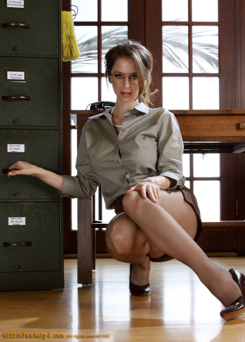 Nude Job Interview for a Secretary - Free Porn Videos