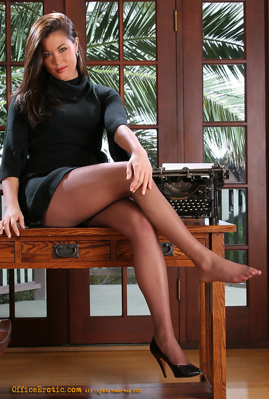 ... Felicia Sexy Secretary Fantasy