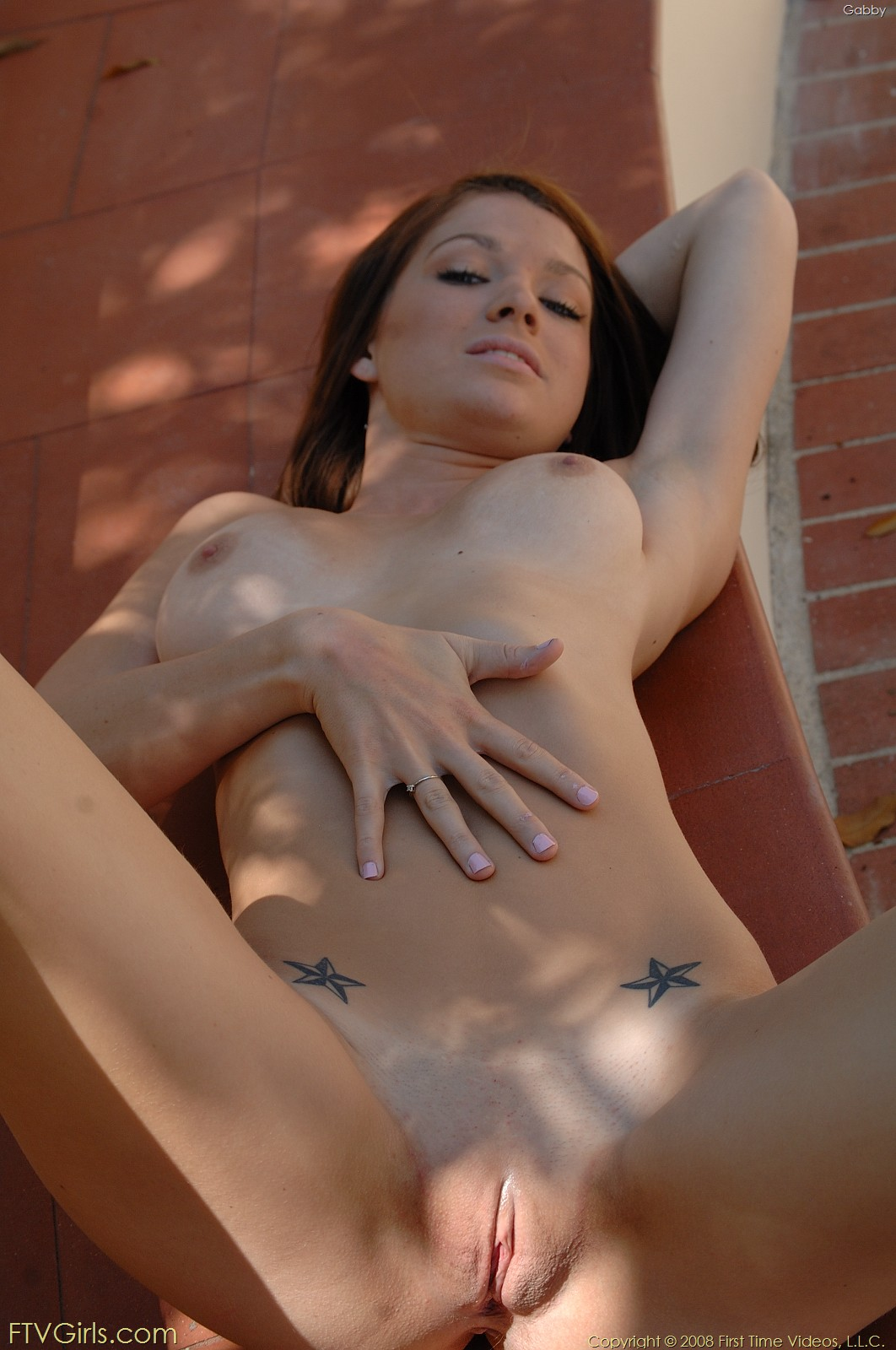 Nude gaby ftv clips