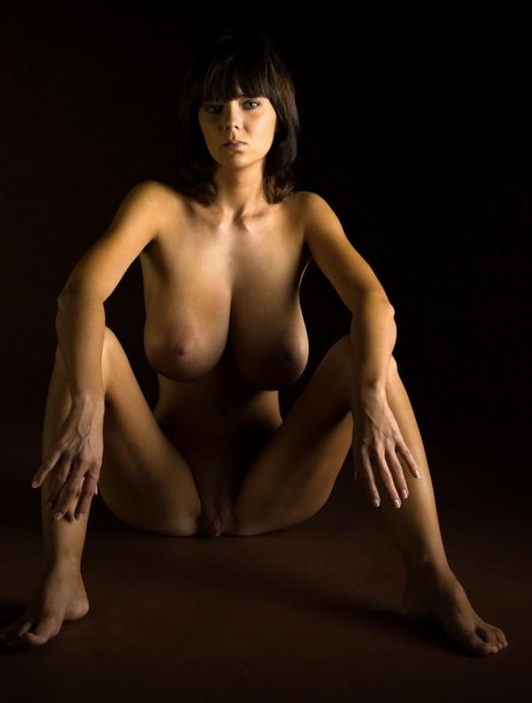 Perfect female body nude-3198