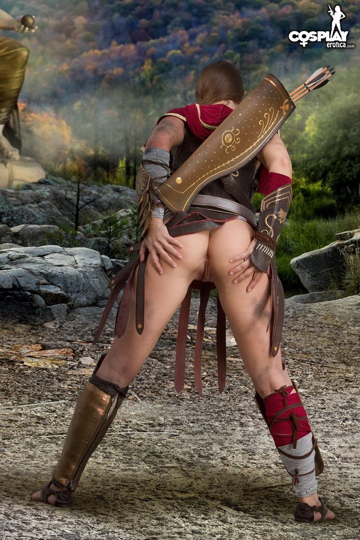 Gogo Daughter Of Leonidas Cosplay Erotica 8-9790