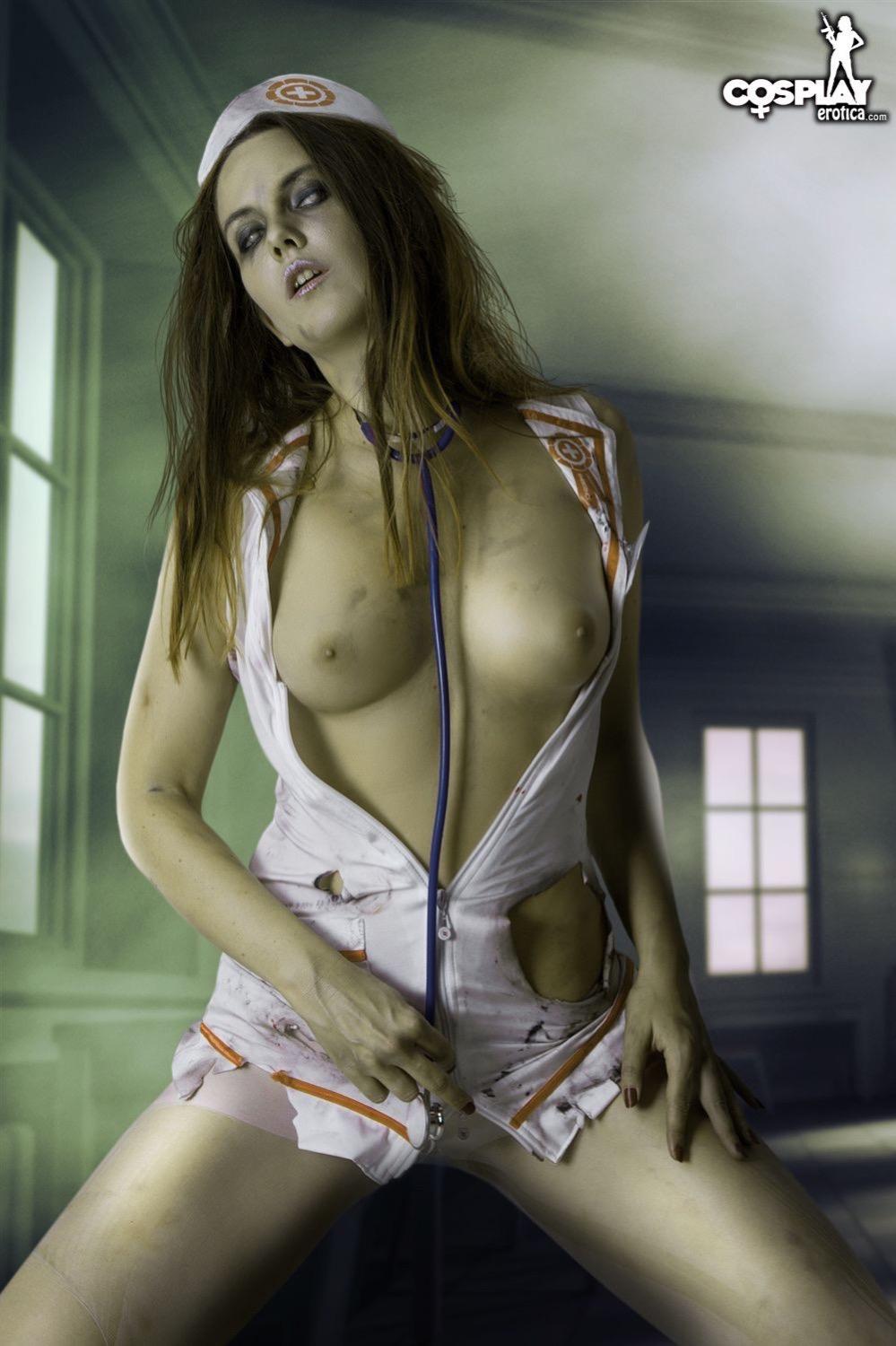 Think, you Hot zombie girl naked agree, rather