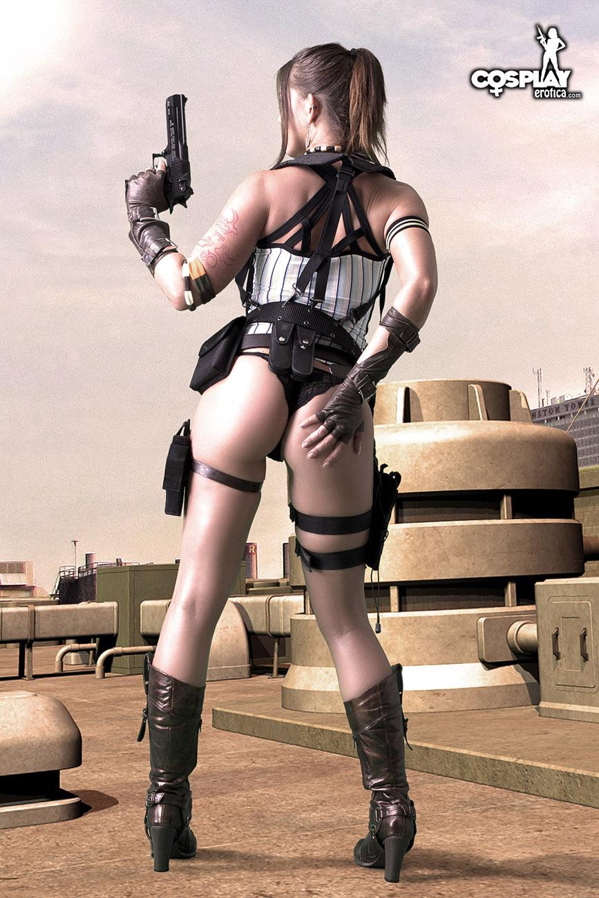 Sheva alomar cosplay erotica adult photo