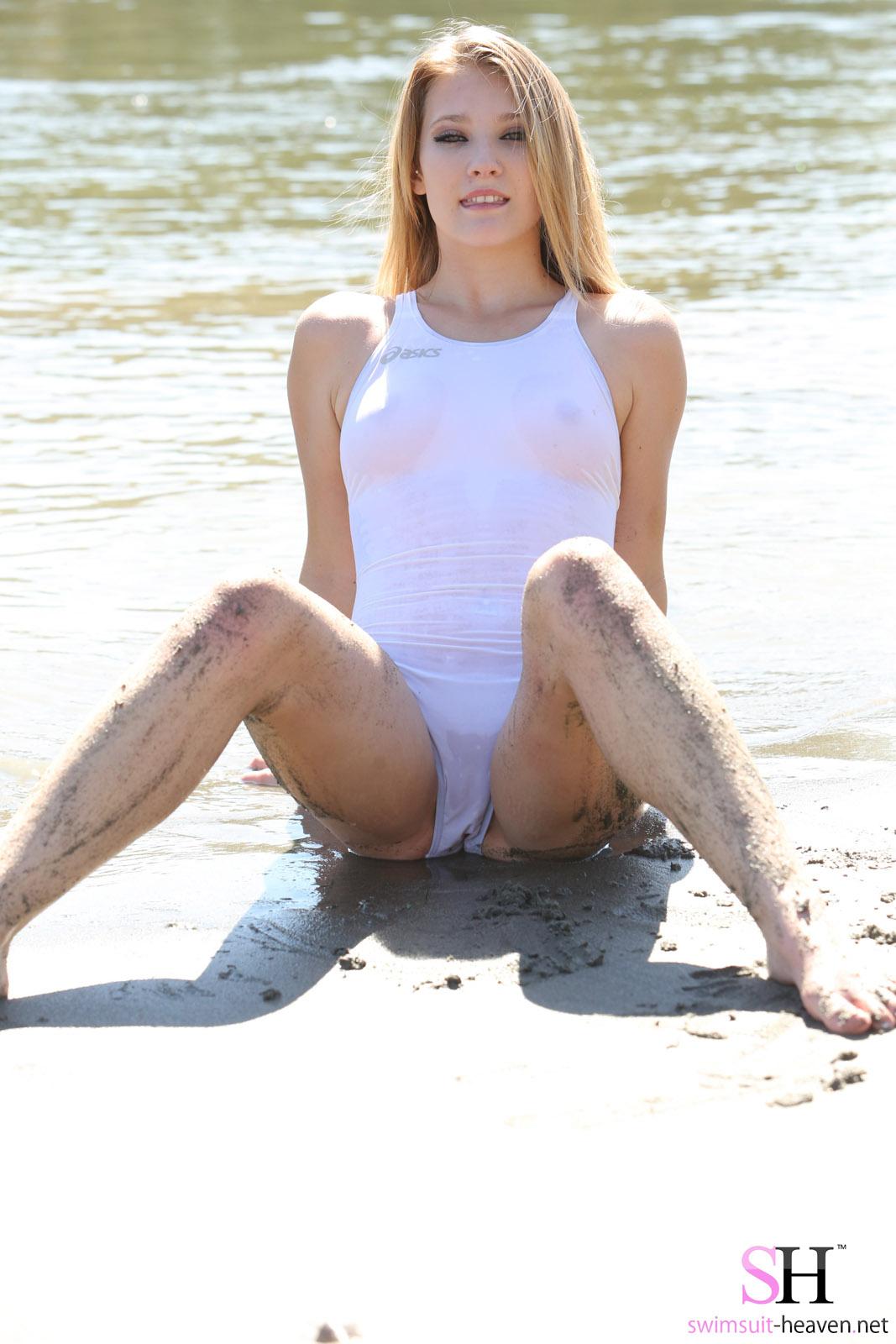 Swimsuit heaven model nude remarkable, very