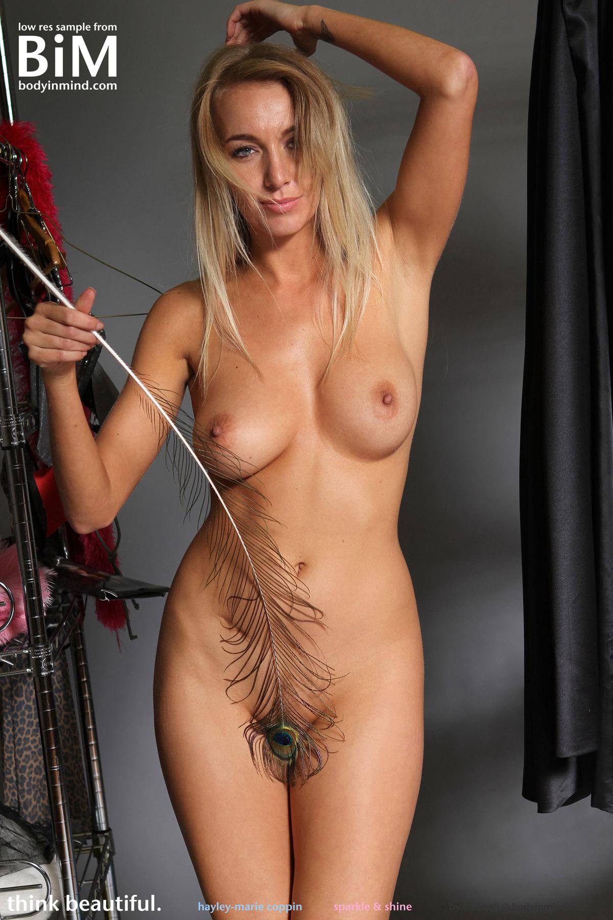 Milf hayley nude