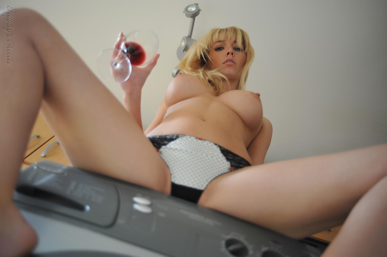 Hayley Marie Naked Weather Girl