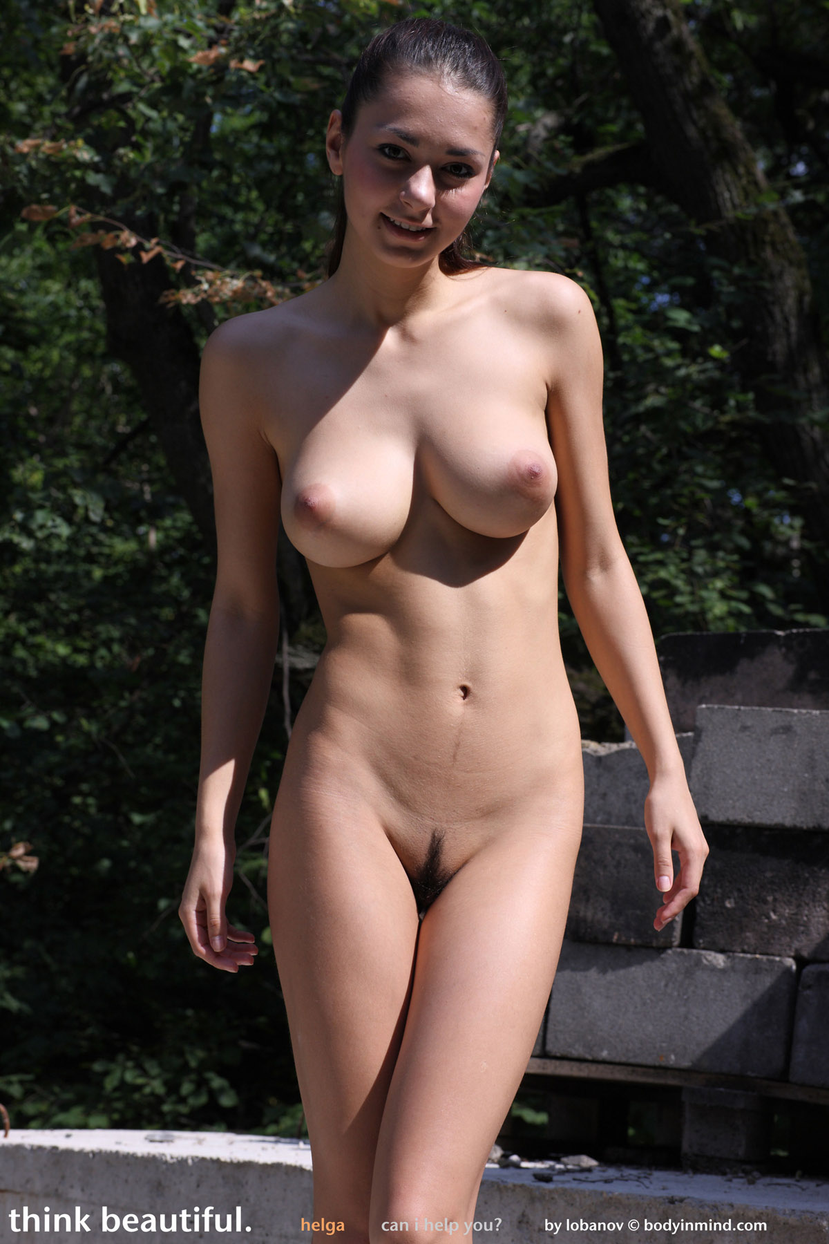 Nude busty asians