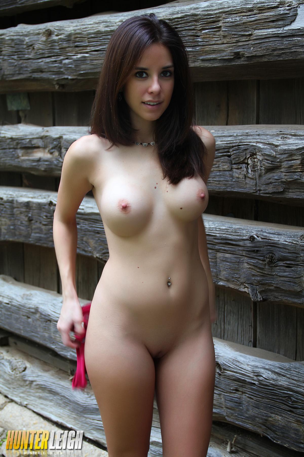 Nude girl hunter