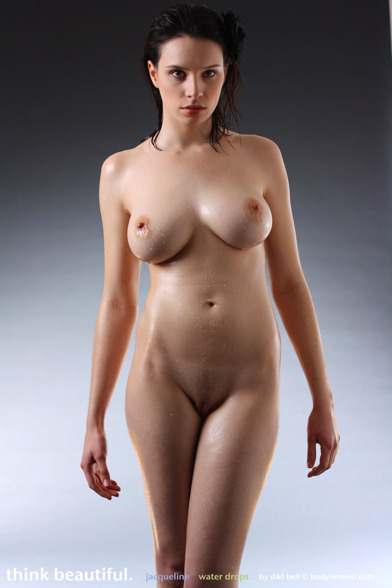 nude Full girls body