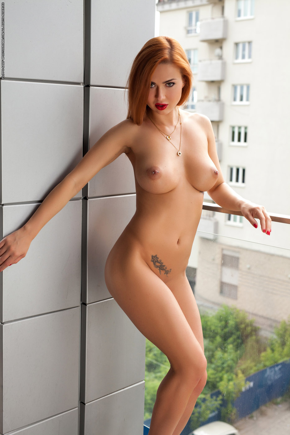 Justyna Red Hot Seduction-4462