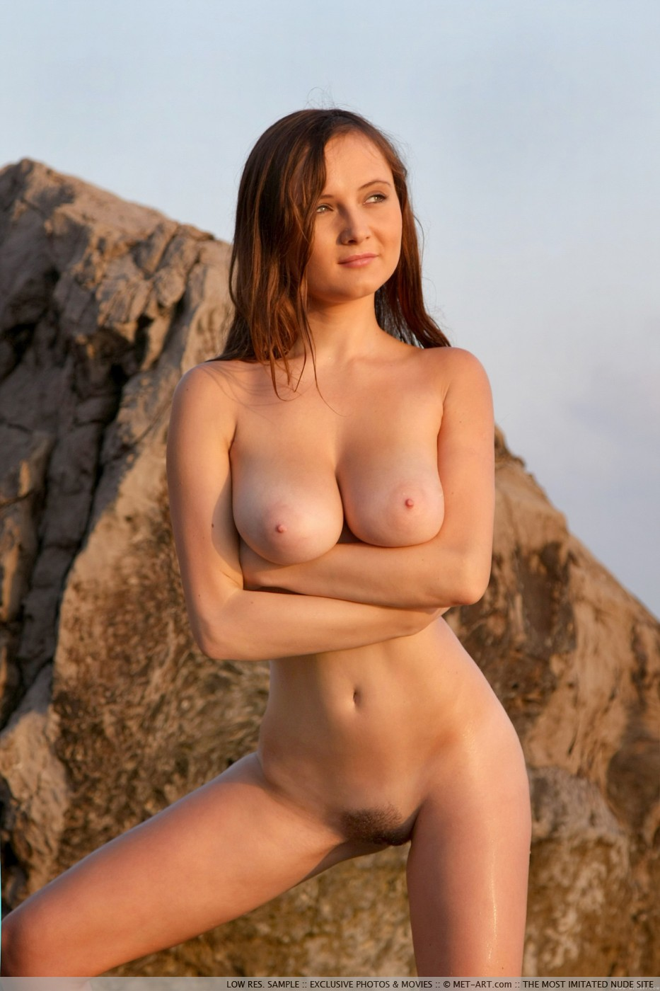 Naked natural girls nude beach are